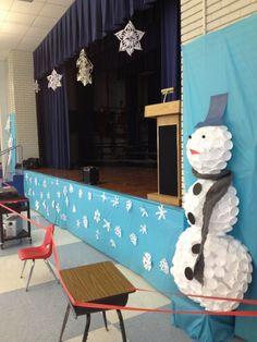 big chill performance decorations
