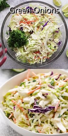 Easy Fish Taco Slaw Recipe, Fish Taco Cabbage Slaw, Slaw For Fish Tacos, Coleslaw Recipe Easy, Easy Fish Tacos, Cabbage Salad Recipes, Slaw Recipes, Seafood Recipes, Mexican Food Recipes