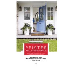 The Pfister Real Estate Group prides itself on making your home buying or selling experience as smooth as possible. We are WNY's luxury, white glove service real estate agency.