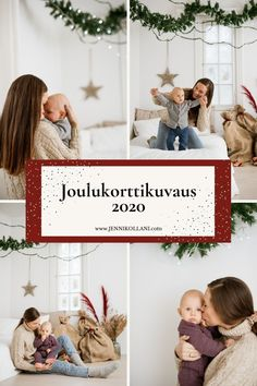 Katso perheen joulukuvat ja ideat jouluiseen taustaan studiossa.  Inspiration for Christmas faimlyphotoshoot     #perhekuvaus #perhe   #perhepotretti #perhekuvaaja #perhekuva #familyphotography #family #joulu   #christmas Photography Portfolio, Family Photography, Jenni, Place Cards, December, Place Card Holders, Studio, Inspiration, Biblical Inspiration