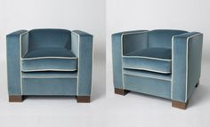 Max Armchair - Low Back