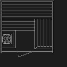 Sauna Standard Line Line, Construction, Led Strip, Steam Room, Building, Fishing Line