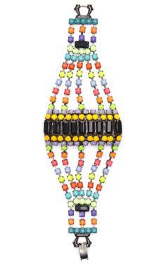 Tom Binns Electro Clash Nova Multicolor Bracelet