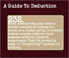 A guide to deduction 232.