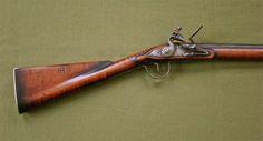 Contemporary Makers: Northwest Trade Gun for Scott Sibley by Ken Gahagan