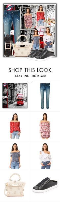 """Spring Chic Style!!"" by stylediva20 on Polyvore featuring Diesel, BB Dakota, Poupette St Barth, Joie, Clu, ZAC Zac Posen, Vince and Kate Spade"
