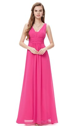 6cee43a9e1c Ever-Pretty Women s Elegant A Line Ruched Waist Evening Prom Party Bridesmaid  Wedding Guest Maxi Dresses for Women 08110 (Green 12 US) Waist