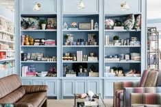 Home/Room Tour: Bailey of Lifestyle Brand & Boutique, Biscuit Home Biscuit Home, Interior Styling, Interior Design, Room Tour, House Rooms, Living Rooms, Living Room Inspiration, Home Decor Trends, Built Ins