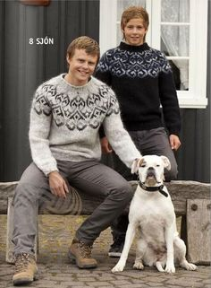 Tailor Made Wool Sweaters Nordic Pullover, Handgestrickte Pullover, Nordic Sweater, Grey Sweater, Knitting Kits, Fair Isle Knitting, Knitting Designs, Hand Knitted Sweaters, Wool Sweaters