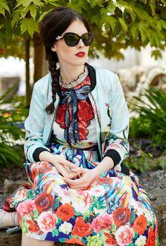 Boutique: Vanilla boutique  Photographer: Miki Barlok Model :Ruta Jonauskaite Stylist : Sarah Corcoran