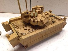 1/35 meng M2A3 Bradley tank infantry fighting vehicle. Want view more? Please visit  www.xinghaotanks.weebly.com