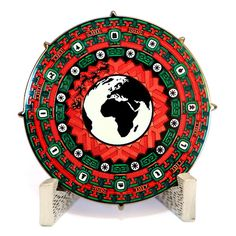 *LAST ONE* SOLD OUT: CW88's 12-12-12 Geocoin Red/Green & Black Nickel | eBay