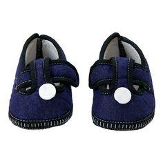 Buy Booties for Boys Girls Unisex Baby - Footwear - Denim Baby's Booties - Shoe Online India | The Little Shopper