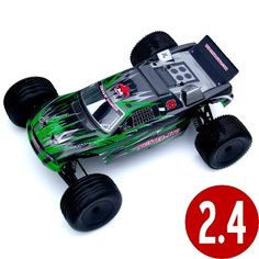 Redcat Racing Twister XTG Stadium Truck 1/10 Scale Electric 2WD (With 2.4GHz Remote Control)