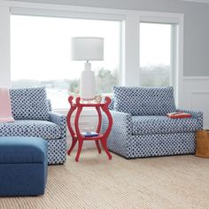 Milly Twin Sleeper Chair | Maine Cottage