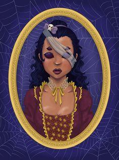Juliet Mendivil - Illustrator and Painter | Digital