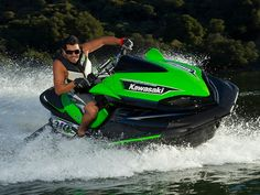World's Most Powerful #JetSki #Kawasaki