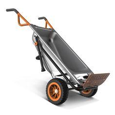 Coupon code: girl     WORX Aerocart 8-in-1 Wheelbarrow / Yard Cart / Dolly - WG050  Coupon code: girl