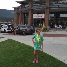 WinShape Camp. Near Blue Ridge. July 2015.