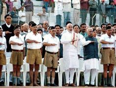IT'S TRUE, there is No place for Caste prejudices or Untouchability in the world of RSS teachings