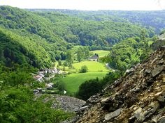 Blick vom Kronenwirtsberg ins Gailachtal River, Outdoor, Tourism, Culture, Outdoors, Outdoor Games, The Great Outdoors, Rivers