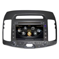 Car Stereo Radio Upgrade Multimedia DVD Navigation for Hyundai Elantra Built-in GPS Bluetooth AUX 3G WiFi Auto AV Backup Camera-1
