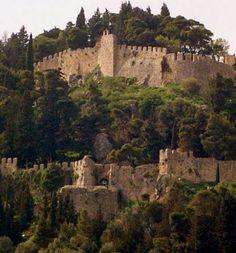 The #castle of # Nafpaktos in Greece