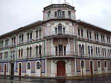 Cavilaciones Mundanas: La historia del caucho y la ciudad de Iquitos un siglo después