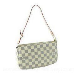 Louis Vuitton Damier Canvas Handbag LV N519861