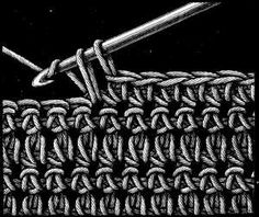 Crochet encyclopedia with an insane number of stitch tutorials and definitions with pictures. great site