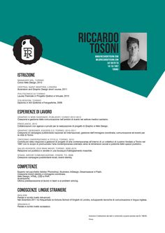 Resume Creative Industry Professional resume design