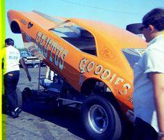 Vintage Drag Racing - BRUTUS