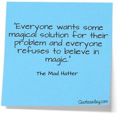 quotes from alice in wonderland mad hatter - Google Search