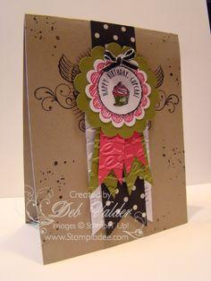 Sketchted Birthday with Deb Valder by djlab - Cards and Paper Crafts at Splitcoaststampers