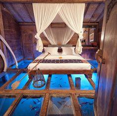 Bambu Indah Hotel in Bali, Indonesia