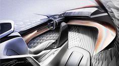 PEUGEOT FRACTAL : Quand technologies de pointe et design investissent  l'univers del'Automobile.