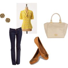 First attempt on polyvore.com...