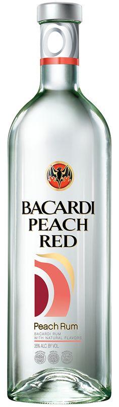 Bacardi - BACARDI Peach Red - Party Drinks - BACARDI