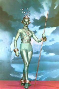 Costume by Edith Head, 1953