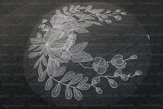 Wedding Veil, Embroidery, Painting, Art, Art Background, Needlepoint, Painting Art, Kunst, Paintings