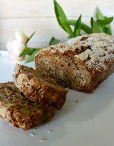Slank bananenbrood met appel en speltmeel ♥ Foodness - good food, top products, great health