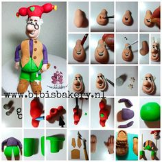 What is a gnome house, without a gnome  Here is Plop, in Dutch we call him Kabouter Plop and he is a famous gnome. xxx Bibi  https://www.facebook.com/bibisbakery.nl  #bibisbakery
