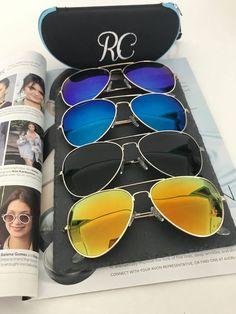 c2522b3a13 Aviator Fashion Sunglasses Polarized for Women Men UV400 w  Free Case