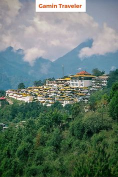 Tawang Monastery, in the north east state of Arunachal Pradesh in India, is the largest monastery in India.