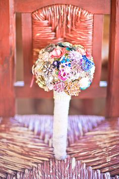 A Rustic Wedding off Route 66 Rustic Wedding, Wedding Ideas, Antique Brooches, Route 66, Unique Weddings, Wedding Bouquets, Projects To Try, Dream Wedding, Walking