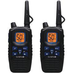R300 40-Mile 2-Way Radios