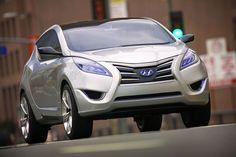 Hyundai Nuvis concept #InvolveYourSenses #InvolveCarPerfume www.InvolveYourSenses.com #cars #LuxuryCars #aroma #CarFreshener