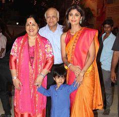 Shilpa Shetty bereaved as father Surendra Shetty passes away - Bollywood Life