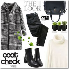 How To Wear Get the Look Cool Coats Outfit Idea 2017 - Fashion Trends Ready To Wear For Plus Size, Curvy Women Over 20, 30, 40, 50
