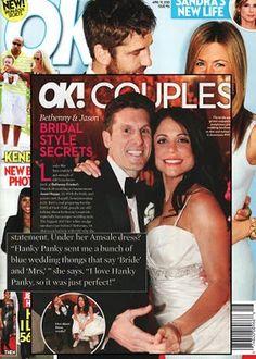 Bethenny Frankel. OK! Magazine, April 19, 2010
